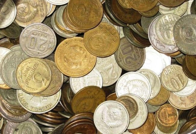 10 самые дорогие монеты СССР