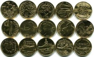 Монеты Польши злотые