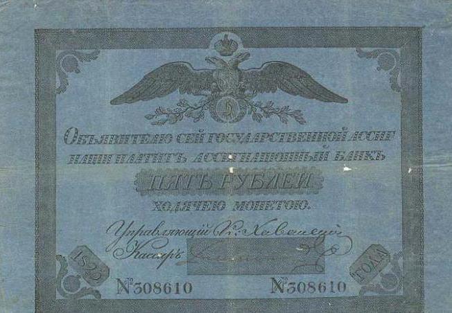 Старинные русские деньги