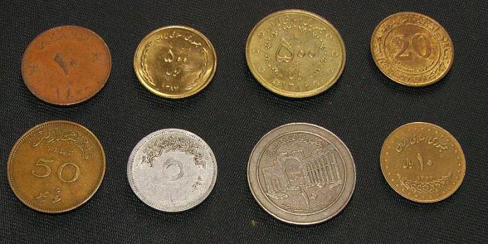Арабские эмираты монеты фото