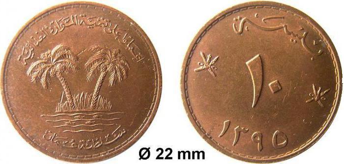 Арабские монеты изображение