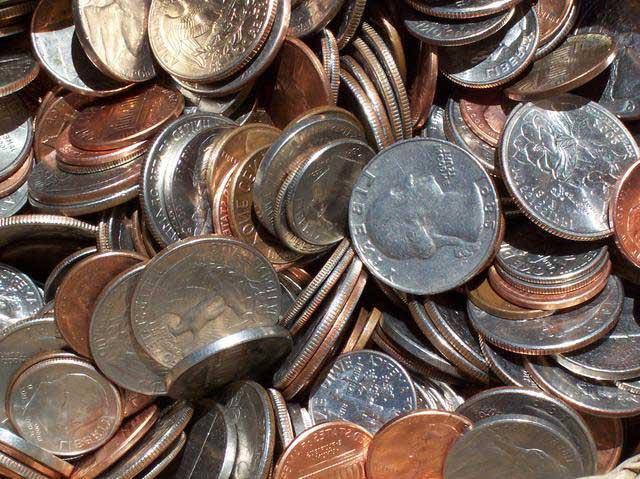 Какого года сейчас ценятся монеты