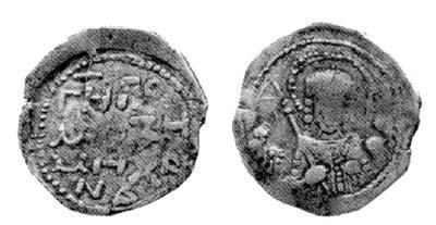Медные монеты древней Руси