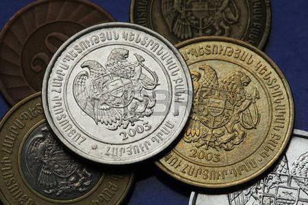 Золотые монеты Армении